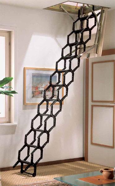 Loft ladders, loft access, Attic Ladder
