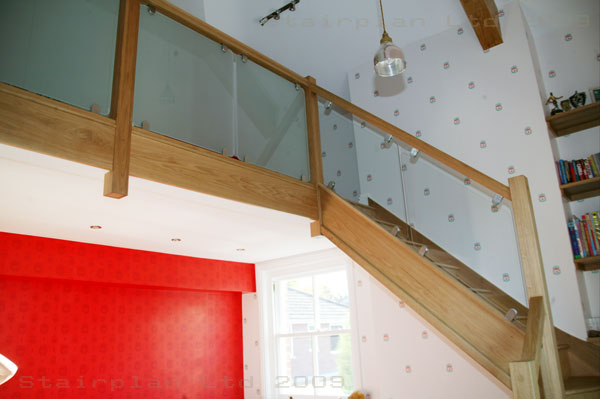 Vision balustrade from Stairplan