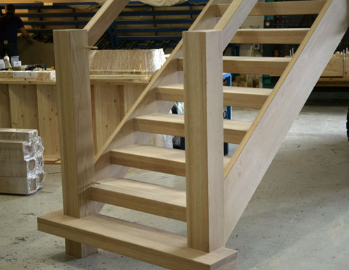 The Oak Townsend Staircase
